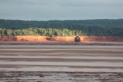 Drama Of The Bay Of Fundy's 50-ft Tides