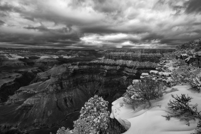 South Rim Winter