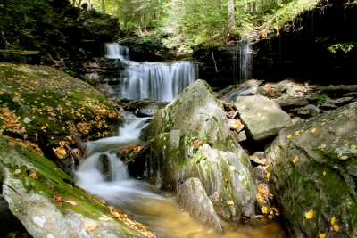 R.b. Ricketts Falls – The Glens National Natural Area