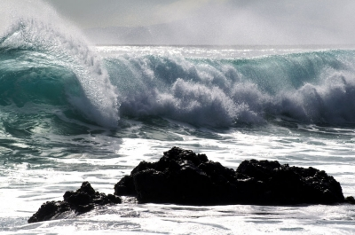 The Waves Of Big Beach