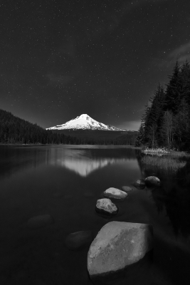 Good Night Mt. Hood