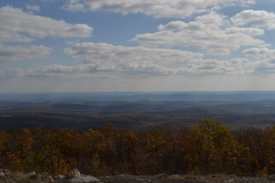 View From High Point Monument