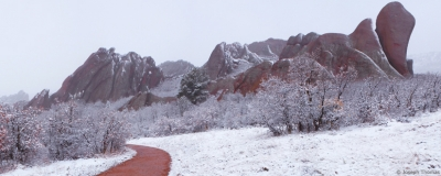 Roxborough Snowfall