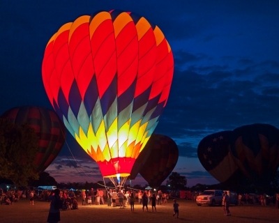 Balloon Illuminations