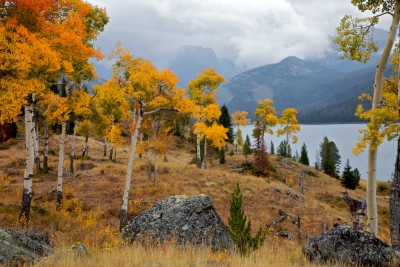 Fall, Wind River Mountains