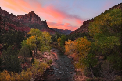 Over The Virgin River