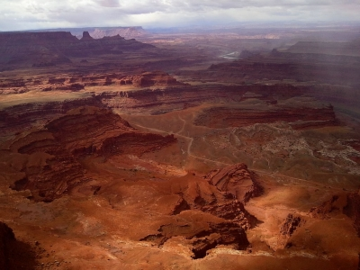 Dead Horse Point Storm