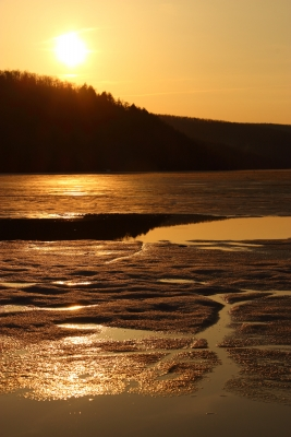 Meech Lake Sunset
