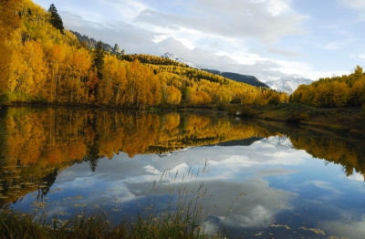 Reflections In Telluride