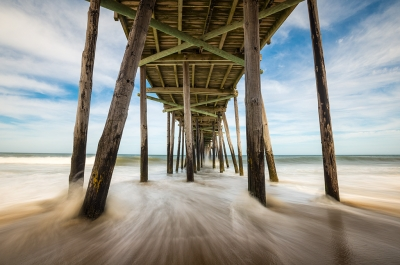 Resolute Outer Banks Nc Nags Head Fishing Pier Obx