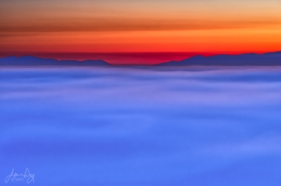 Catalina Above The Fog