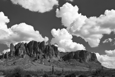 In Search Of The Lost Dutchman Gold