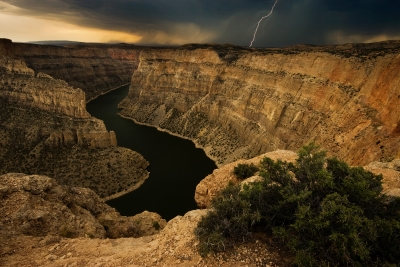 Canyon Storm