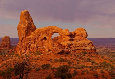 Mesmerizing Red Rock Formations