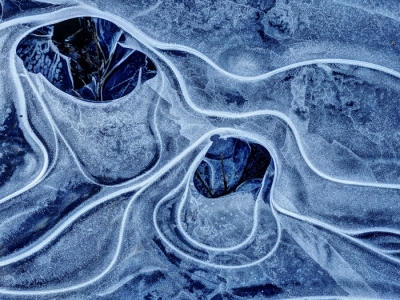 Ice Abstract No.2