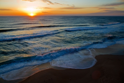 Sunrise On The Outer Banks, Nags Head Nc