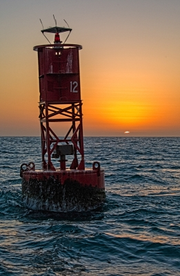 Buoy #12-keywest Florida