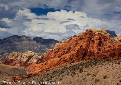 Calico Hills, Red Rock Canyon National Conservation Area