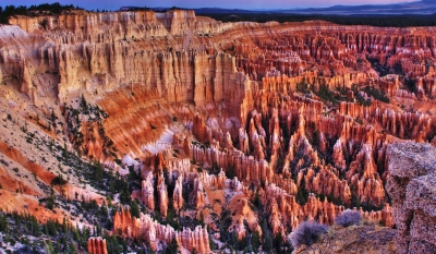 Bryce Canyon-presunrise