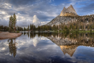 Reflections In Cathedral Lake