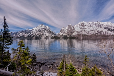 Jenny Lake Revisited