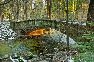 Yosemite Creek Bridge
