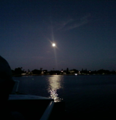 The Moon On The Water