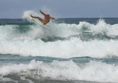 Great Surf.