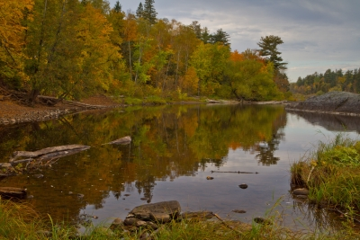 Jay Cooke State Park Fall Colors