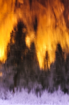 Reflected Fire