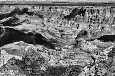 Grand Canyon In January