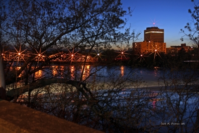Binghamton Night Shot