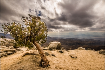 Keys View – Joshua Tree National Park