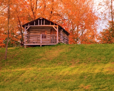 Cabin On The Hill