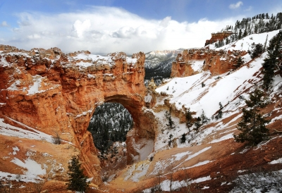 Natural Bridge – Bryce Canyon Np