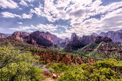 Zion From Another View