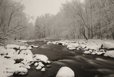 Ice Cold River