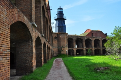 Fort Jefferson Light House