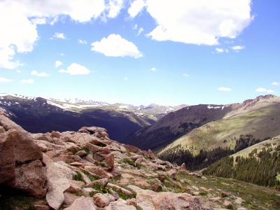 Rocky Mountains Sing A Song Of Beauty