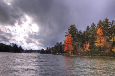 Old Forge Pond Channel