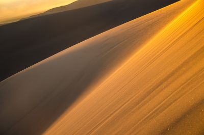 Warm Glow – Great Sand Dunes National Park, Colorado