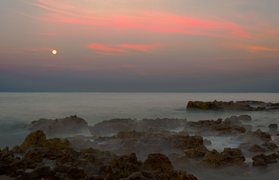 Coral Cove Moonrise