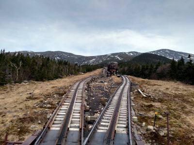 Cog Railroad Trip