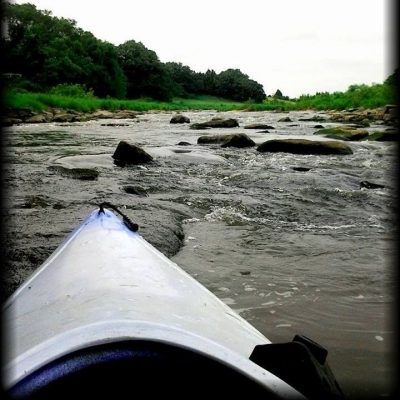View From My Kayak