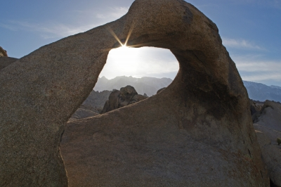 Arches Alabama Hills
