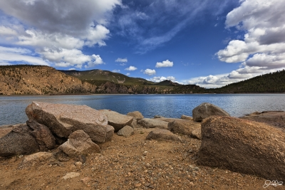 Clear Creek Reservior