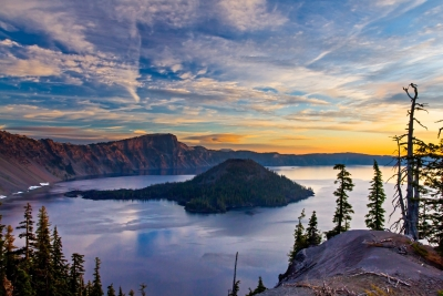 Crater Lake Magic