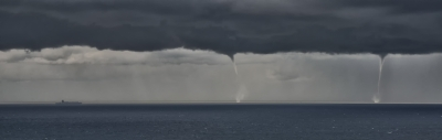 Waterspouts Ahead