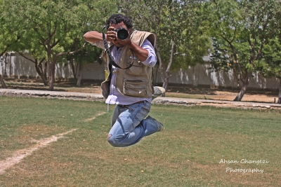 Flying Photography