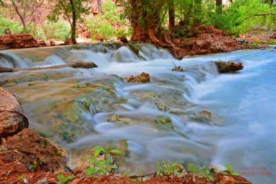 Flow Of Havasupai